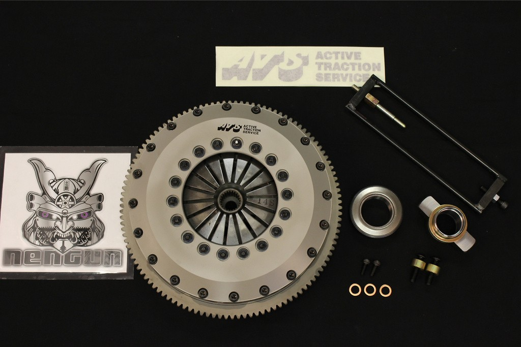 Includes a Pull to Push Conversion Kit + Clutch Bearing - Type: Spec 2 - Flywheel: 3.6kg - Clamping Force: 1350kg - CM23H230-14S
