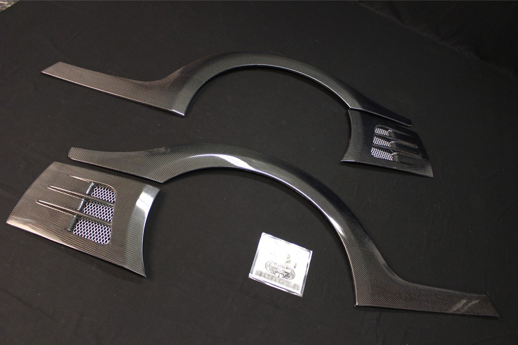 Material: Carbon - R35 Carbon