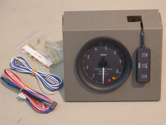 ULTRA Series Clubman Stepping Tachometer - 8,500 RPM - 1930-01