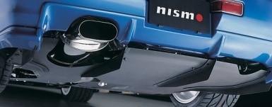 Nismo - GT Diffuser Fin Set