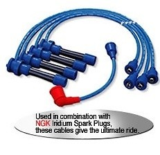 NGK - Power Cable - Mazda