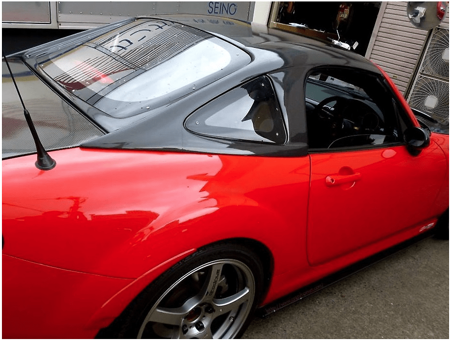 Mx5 Parts Catalogue >> Garage Vary - MX5 Hard Top - Nengun Performance