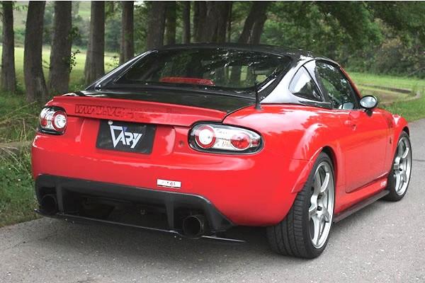 Garage Vary - Roadster Hard Top