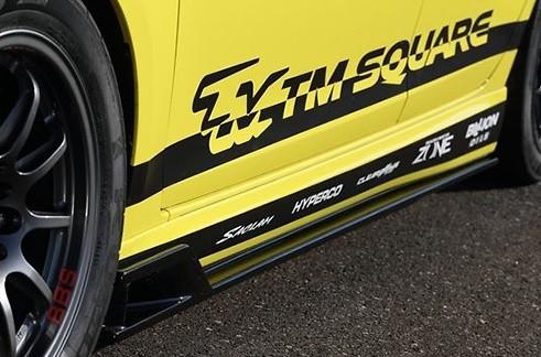 TM Square - Body Kit