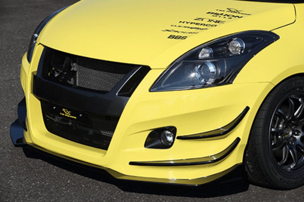 Front Bumper - TMDF-A01101