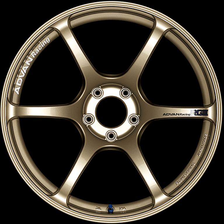 Racing Gold Metallic