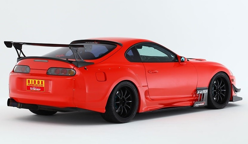 Ridox - Supra JZA80 Body Kit