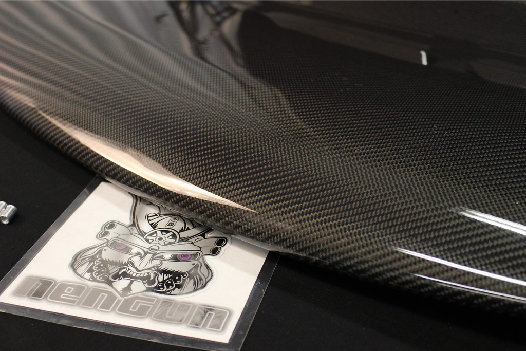 Front Diffuser - Construction: All Carbon - RDTO-007