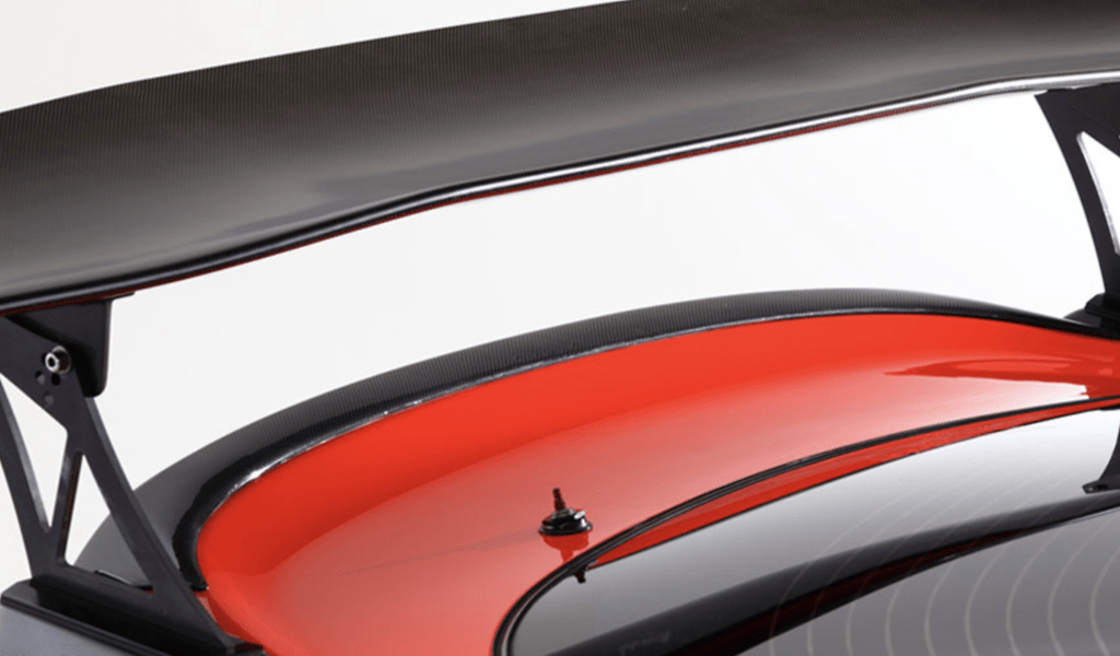 Rear Trunk Spoiler - Construction: Carbon - RDTO-004