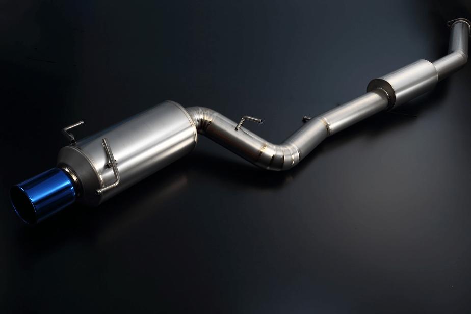 Silent High Power NRII Titanium Muffler