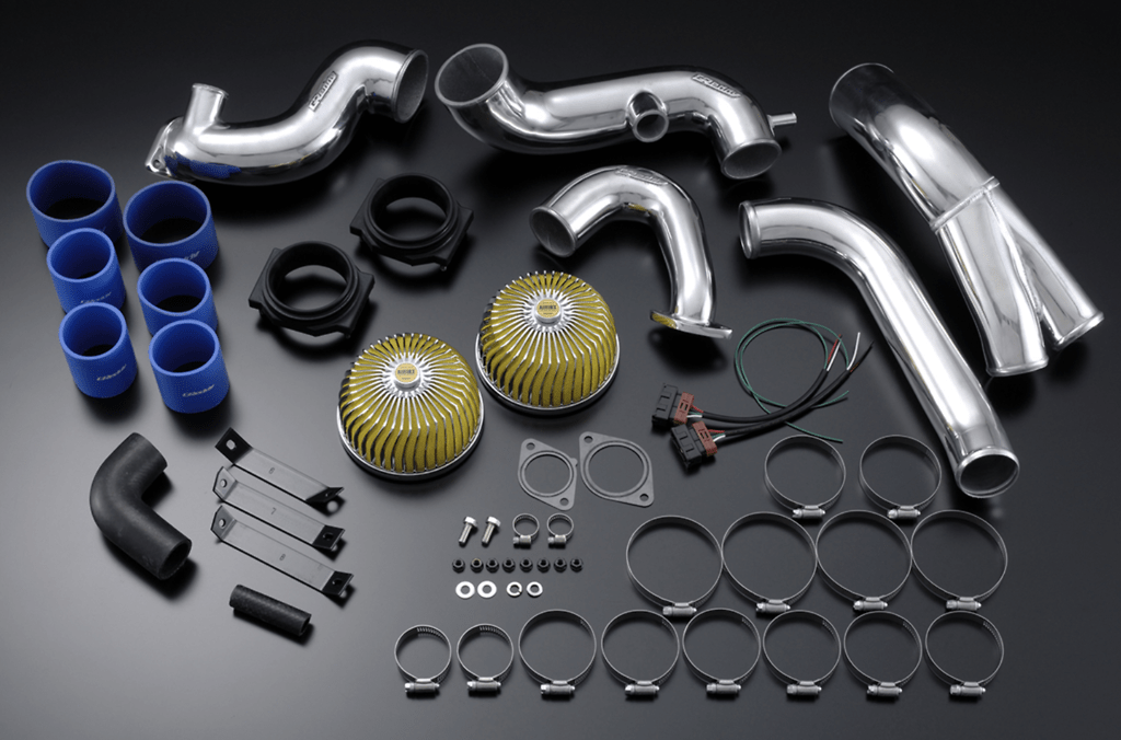 GReddy Complete Suction Kit