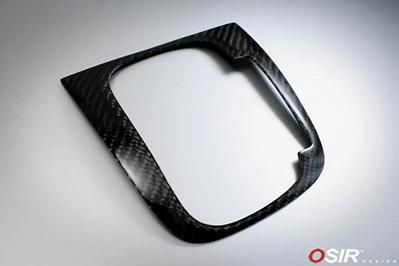 OSIR Design SPA GT Carbon Shift Trim