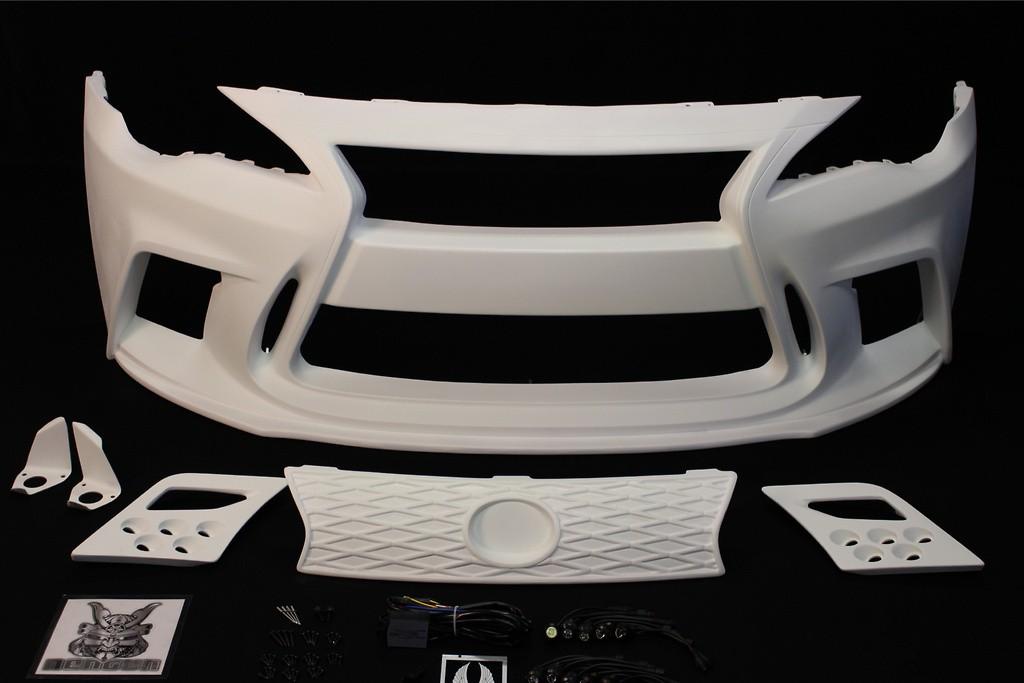Front Bumper - Construction: FRP - AIMLFS-FB