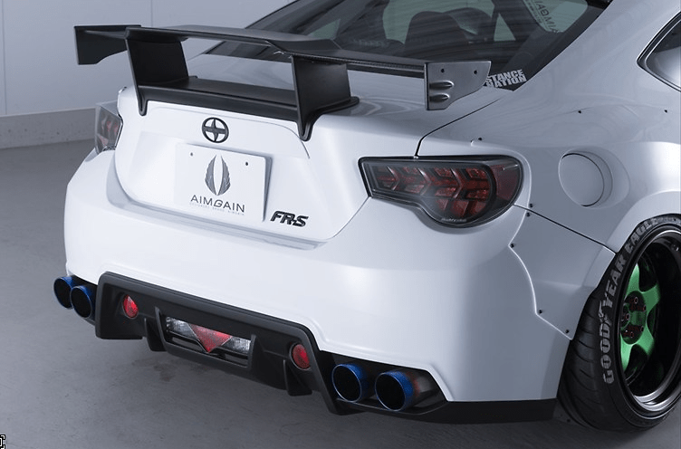 Aimgain - LF-Sport - Toyota 86