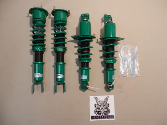 Front Spring: 7kg/mm - Rear Spring: 5kg/mm - VSM56-C1SS3