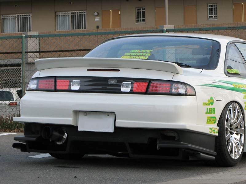 Nissan Silvia - S14 - Early and Late Models - S14