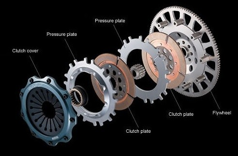 ORC - 309 559 659 Racing Concept series clutch