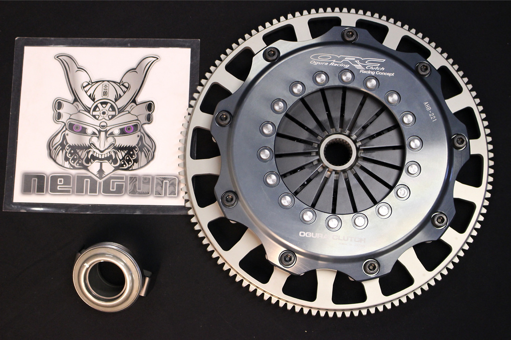 Honda - DC5, FD2(6MT) - Pull Type - Clutch Bearing & Sleeve included - ORC-309D-HD0505-RC