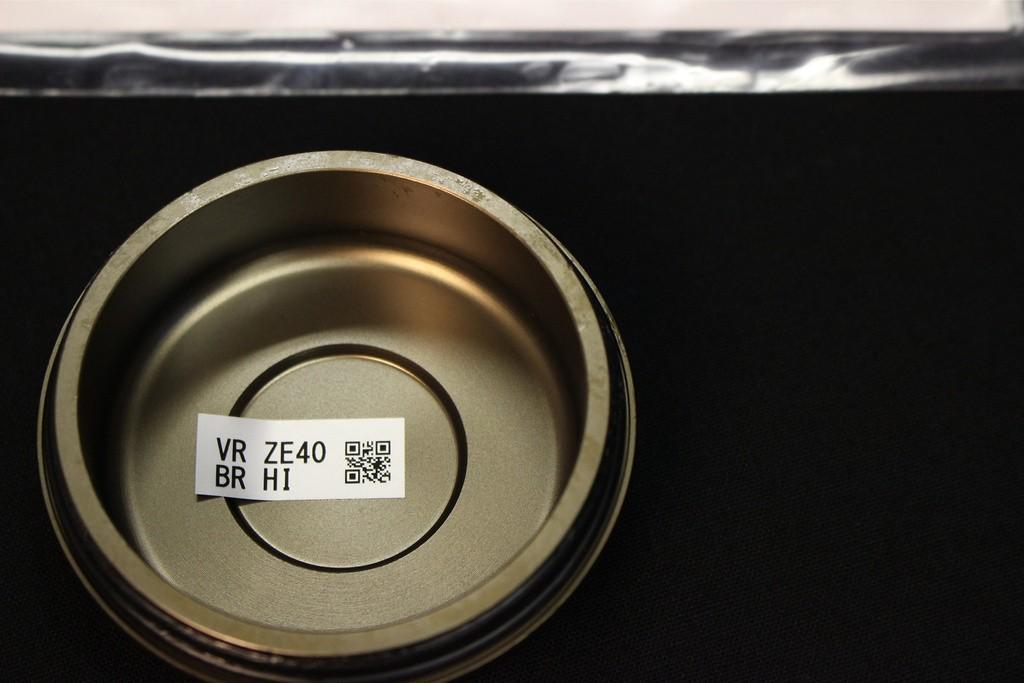 Colour: Bronze (BR) - Height: High Type - Hub Clearance: 12mm - Quantity: 4 - TE37U-BR-HIGH