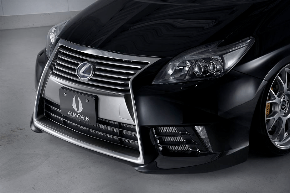 Front Bumper (mesh included) - FB
