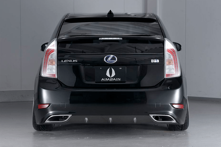 Rear Bumper (reflector included) - RB