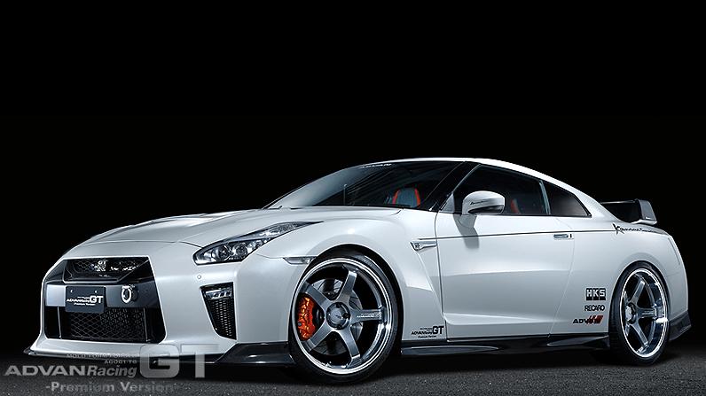 ADVAN Racing GT Premium Version