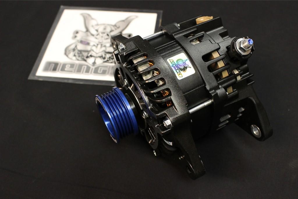 Color: Black - Output: 130A - HE130-012B