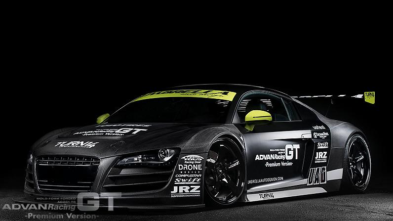 Yokohama Wheel - ADVAN Racing GT Premium Version - Import Cars