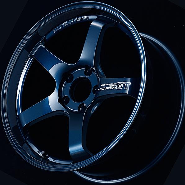 TBP: Racing Titanium Blue + Machine-engraved LOGO