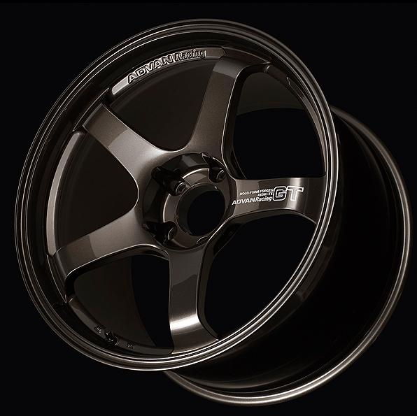 DBP: Dark Bronze Metallic + Machine-engraved LOGO