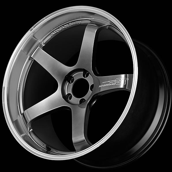 MHBP: Machining & Racing Hyper Black