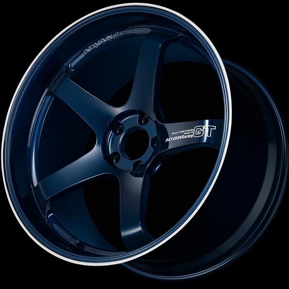 TBRP: Racing Titanium Blue & Ring