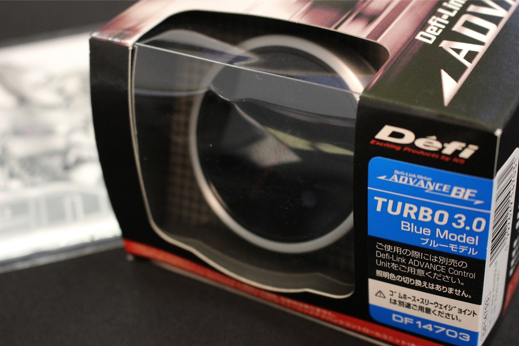 Type: Turbo 300kPa - Color: Blue - Diameter: 60mm - Range: -100kPa ~ +300kPa - DF14703