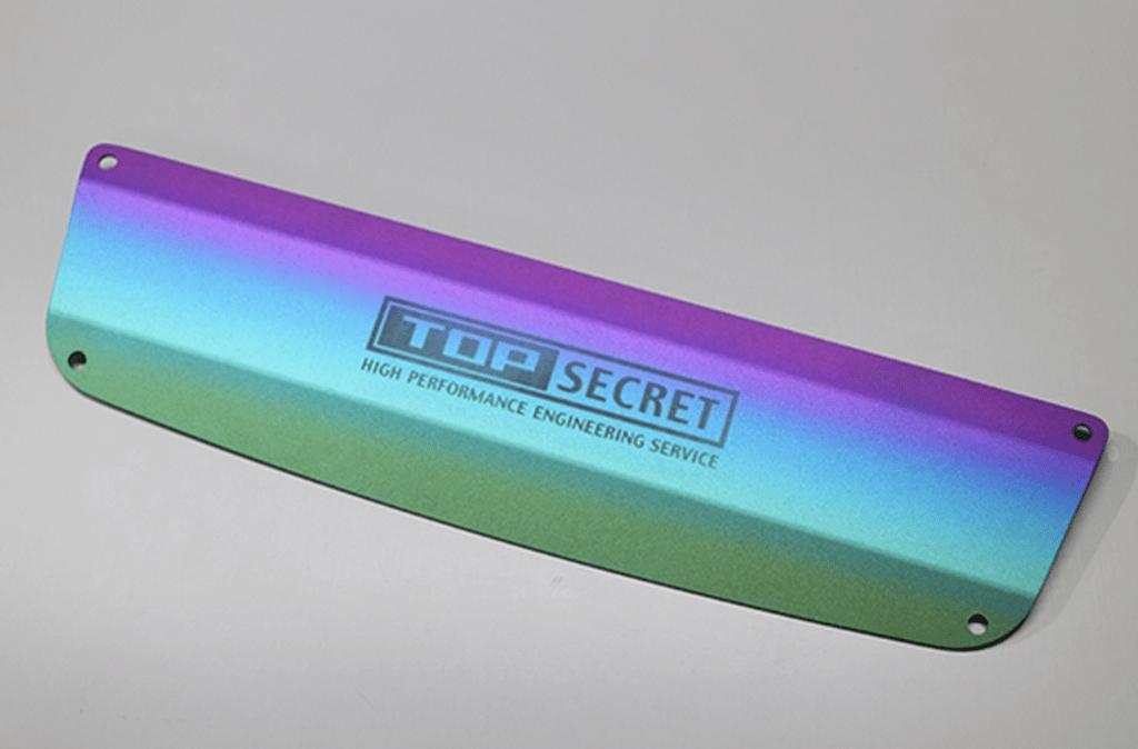 Material: Titanium - Colour: Blue - TSECTP-BLUE