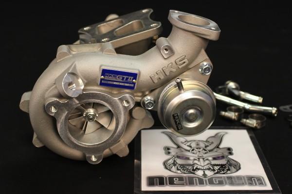 Turbocharger: GT II 8262 KAI - 11004-AM005