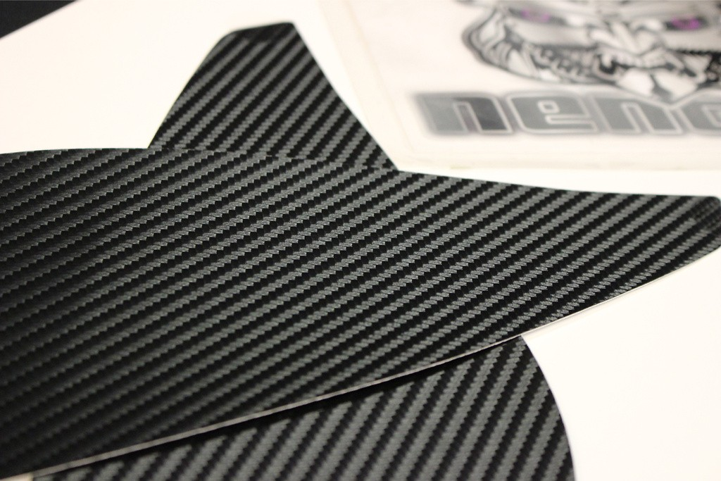 Carbon Sheet for Head Light - 08231-TUC10-01