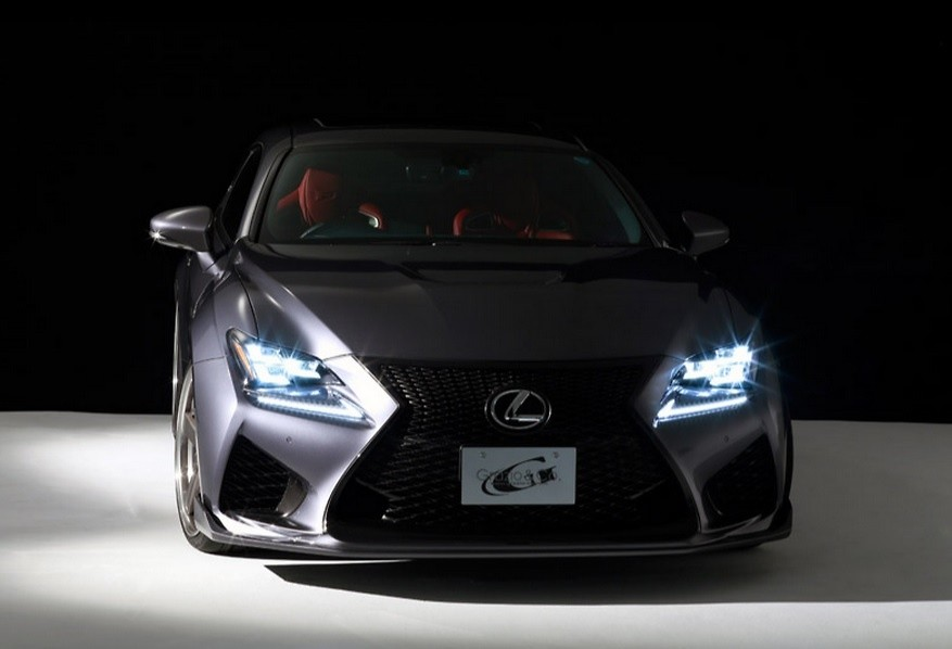 Grazio - Sport Design Body Kit - Lexus RCF