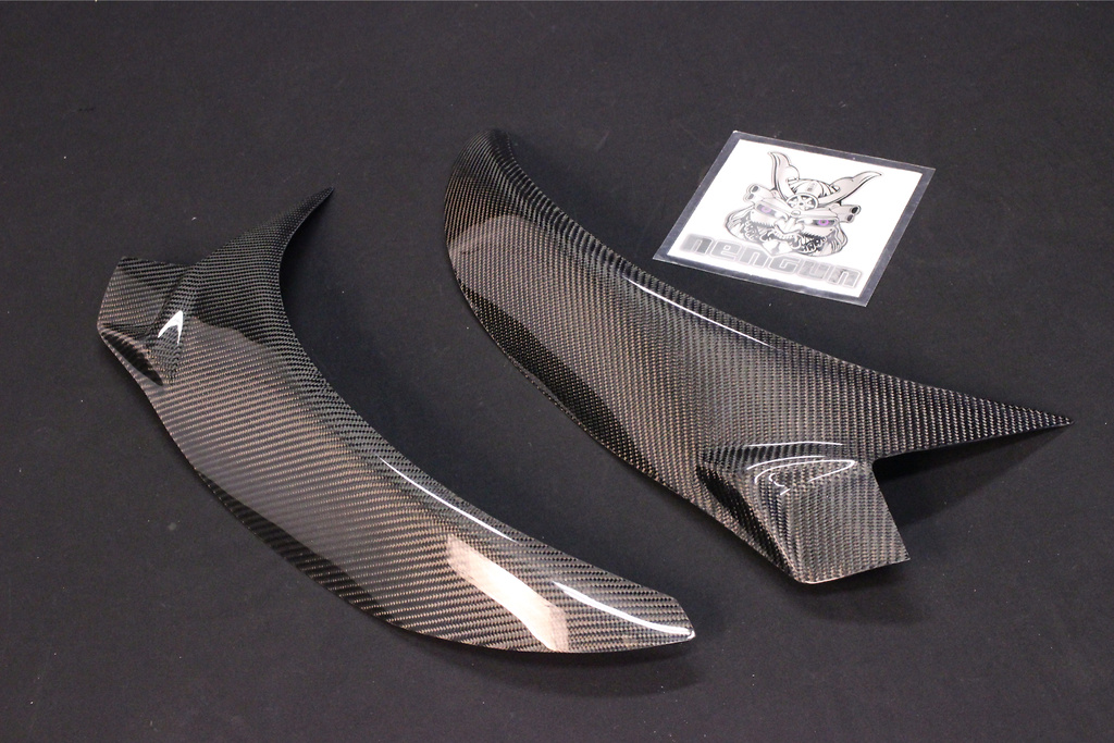 Honda S2000 Front Carbon Fenders Left and Right - FCF