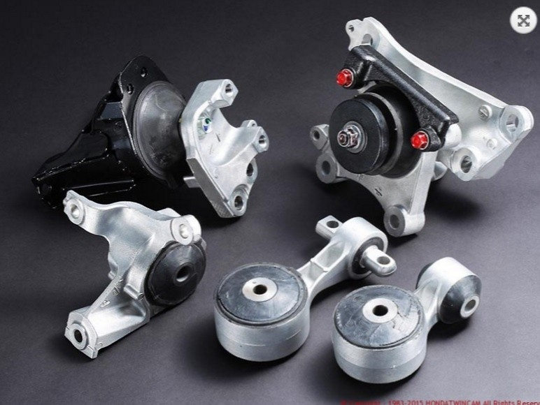 Feel 39 s sports engine mount set nengun performance for Honda civic motor mount