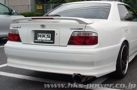 Pieces: 3 - Pipe Size: 75mm - Tail Size: 124mm - Body Type: S304 - Tail Type: SSR (Super Turbo Muffler) - 31029-AT001