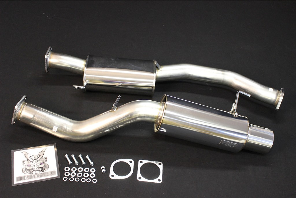 Pieces: 2 - Pipe Size: 95mm - Tail Size: 120mm - 31019-AN011