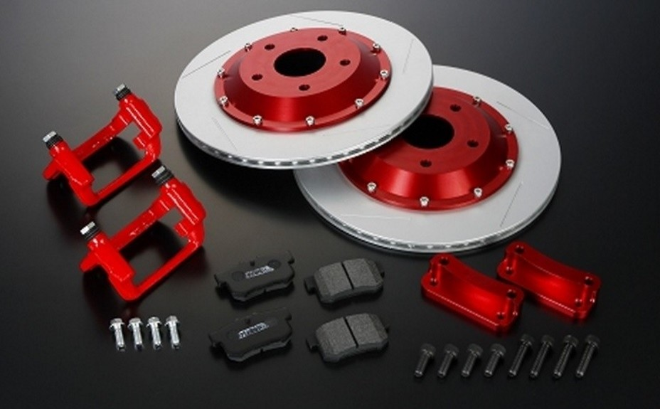 J's Racing - HONDA S2000 REAR BRAKING KIT