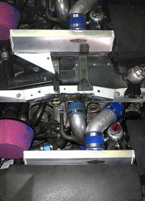 RE Amemiya - Intercooler Kit - Mazda RX7 FD3S