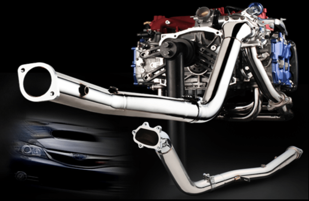Tomei - Expreme Straight Down Pipe - WRX