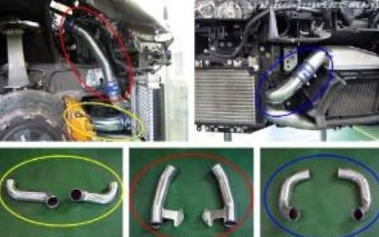 HKS - Intercooler Piping Kit - R35 GTR