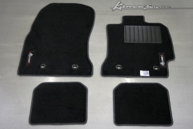 Kansai Service - Floor Mats - Daihatsu