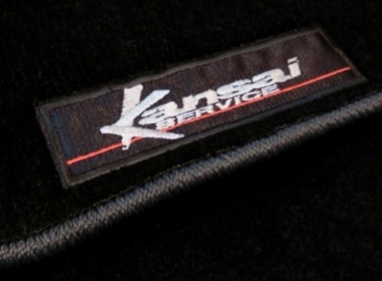Kansai Service - Floor Mats - Mazda