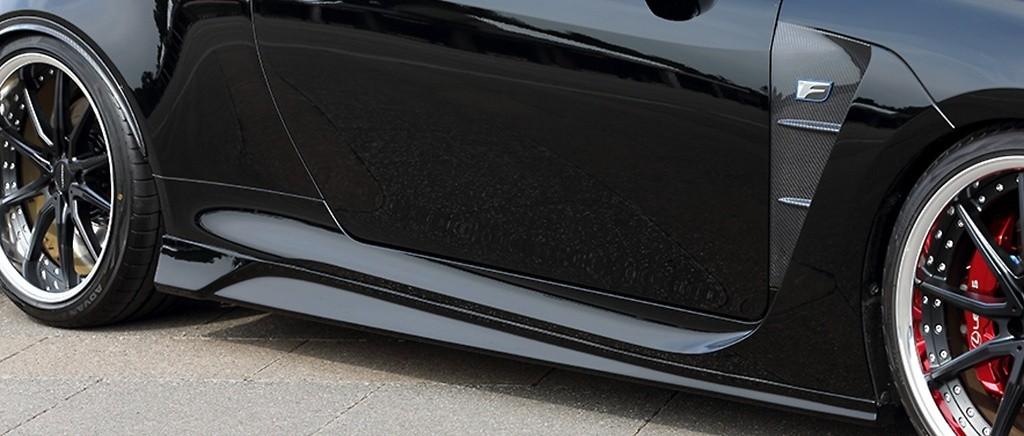 Side Spolier - Lexus - RCF - USC10 - 2014.10