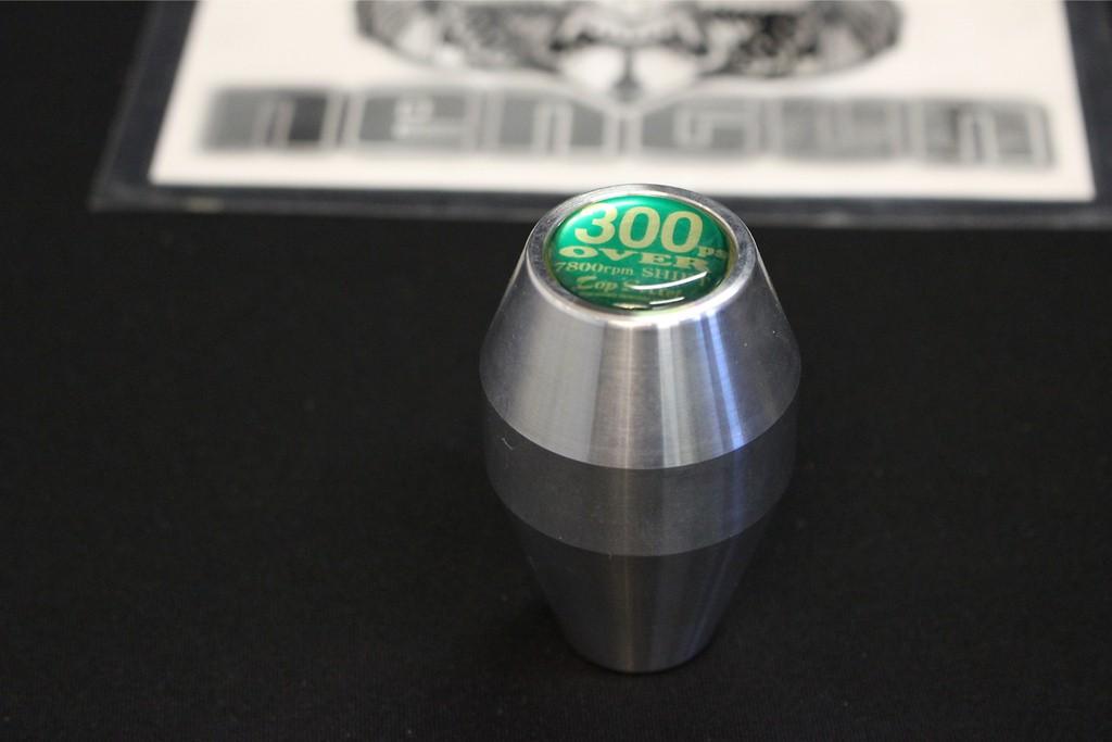 Colour: Silver - Badge: Silver 5SP - Badge: Silver 6SP - Length: Long - Thread: M10x1.25 - LS10