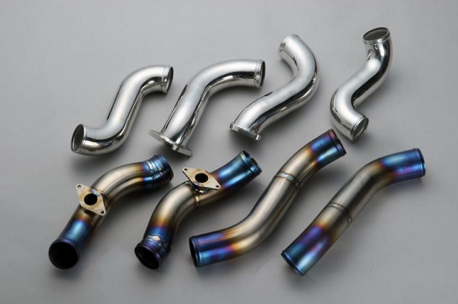 Top Secret - Intercooler Piping Kit